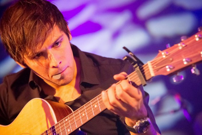 Daniel Klaebe Musiker Komponist Gitarrist